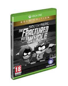 South Park: Die rektakuläre Zerreißprobe - Gold Edition (Xbox One und PS4)