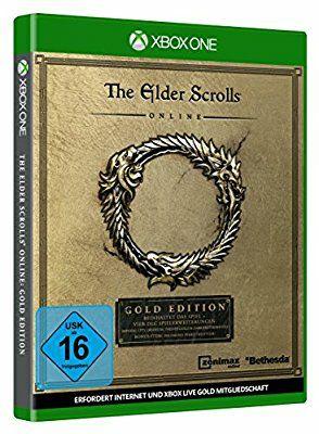 The Elder Scrolls Online: Gold Edition (Xbox One) (Amazon Prime)
