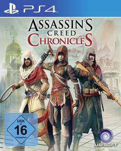 Assassin's Creed: Chronicles (PS4) für 13,99€ (Amazon Prime)
