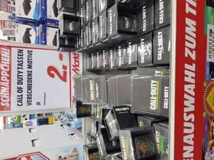 Call of Duty - Infinite Warfare - Logo Tasse und Notebook  Lokal Bochum Ruhrpark Mediamarkt