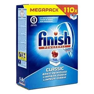 Finish Powerball 'Classic' Tabs 110 Tabs