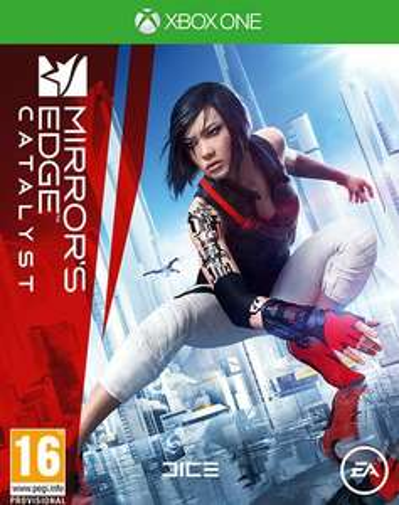 Mirror's Edge 2 - Catalyst (Combat Runner Pre-Order DLC) (Xbox One)