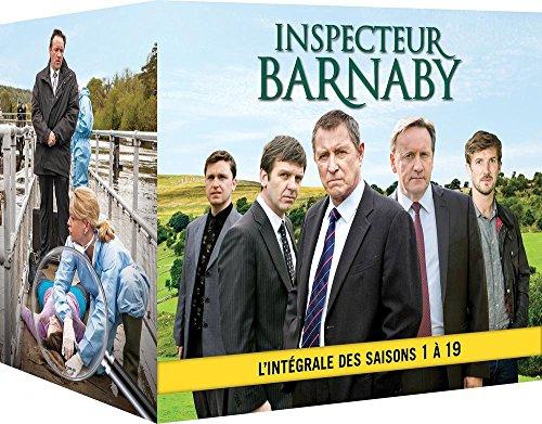 [Amazon.fr] Inspector Barnaby Staffel 1-19, Komplettbox, O-Ton