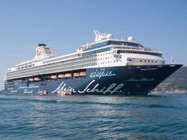 World Club Cruise mit Robin Schulz uvm. ALL INCLUSIVE durchs Mittelmeer