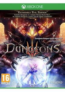 Dungeons 3 - Besonders Böse Edition (Xbox One & PS4) für je 21,84€ (Base.com)