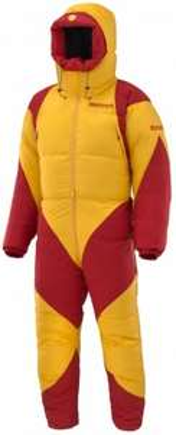 Bei extremer Kälte - der Marmot 8000M Suit