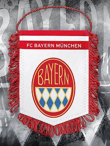 [FC Bayern Shop] gratis Wimpel zu jeder Bestellung. Nur am 27. Feb.