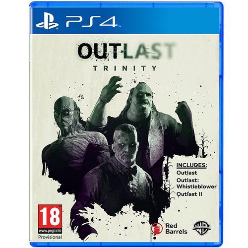 Outlast: Trinity (PS4) für 19,36€ (MyMemory)