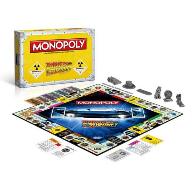 *wieder verfügbar* Monopoly-Zurück in die Zukunft für 15,98€ inkl.Versand [Alternate.de] -> mein 100.Deal -<= Gewinnspiel