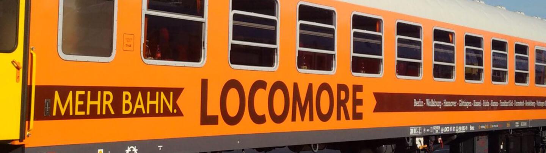 Locomore(Flixbus) Mit dem Zug günstig nach Berlin