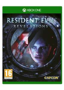Resident Evil: Revelations HD (Xbox One) für 12,76€ (Base.com)
