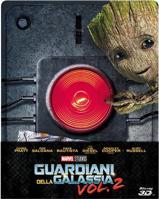 Guardians of the Galaxy Vol. 2 Steelbook Limited Edition (3D + 2D Blu-ray) für 14,53€ (CeDe & Dodax)