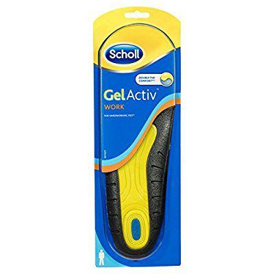Scholl Einlegesohlen GelActiv