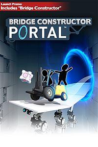 Bridge Constructor Portal inkl. Bridge Constructor (Xbox One) für 8,38€ (Xbox Store BR)