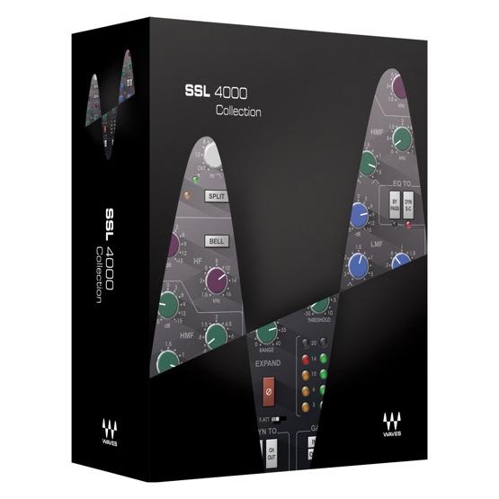 Waves SSL 4000 Collection zum Bestpreis