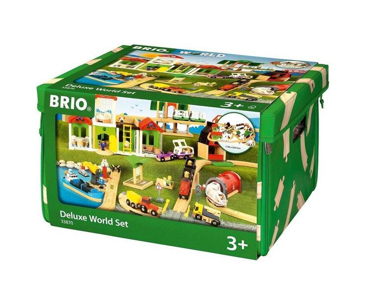 Brio World Set Deluxe 33870 für 163,97€
