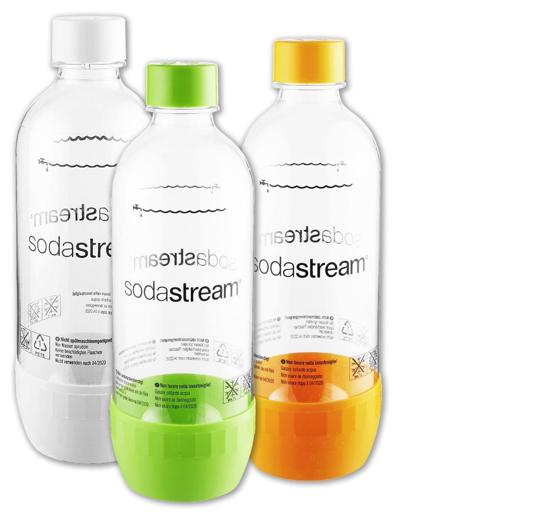 [PENNY] 3er Pack SODASTREAM Ersatz-PET-Flaschen à 1l ab 01.03.