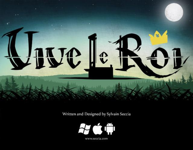 [iOS] Vive le roi - Puzzlespiel gratis (davor 1,09€)