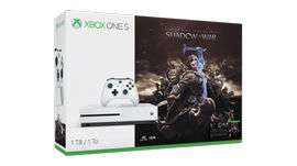 [Schweiz] Microsoft Xbox One S 1TB + Shadow of War