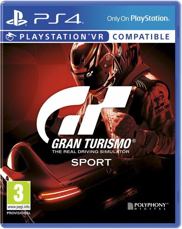 Gran Turismo: SportPS4