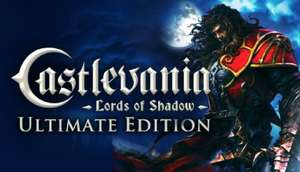 [Amazon] Castlevania: Lords of Shadow - Ultimate Edition[Steamkey]