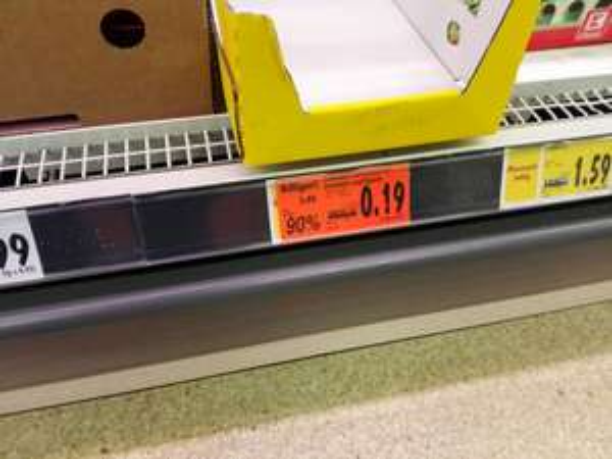 [Lokal Oberhausen] Kaufland Flammkuchen 0,19 Euro - 90%