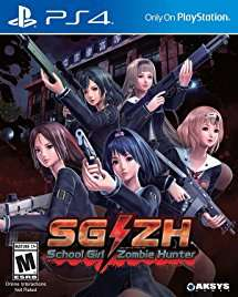 School Girl Zombie Hunter (PS4) für 20,82€ (Amazon.com)