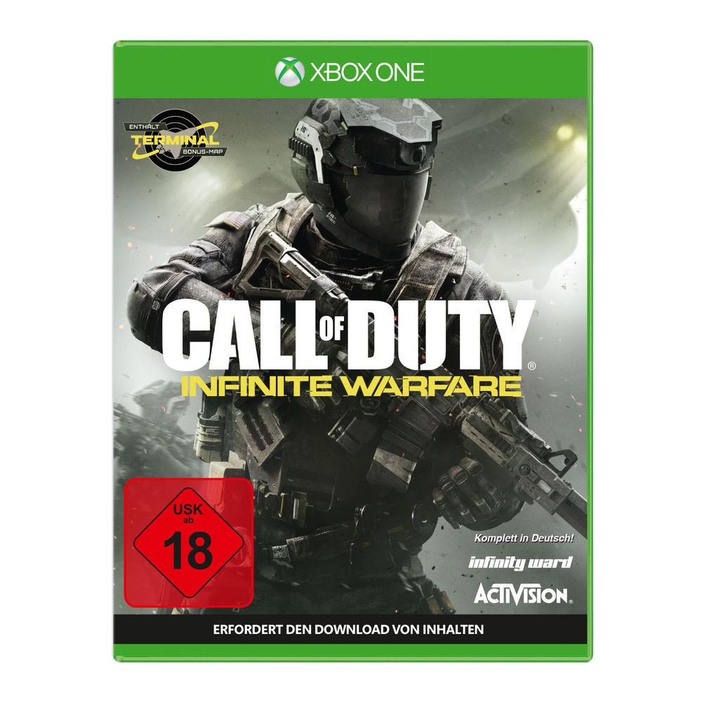 Call of Duty: Infinite Warfare (Xbox One) für 9,99€ (Saturn eBay)