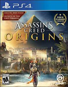 Assassin's Creed Origins (Xbox One) für 34,05€ (Amazon.com)