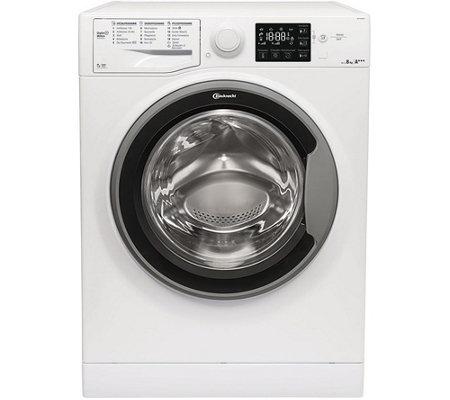 Bauknecht Waschmaschine WM Sense 8G43PS 8kg / EEK A+++, 5 Jahre Garantie, versandkostenfrei