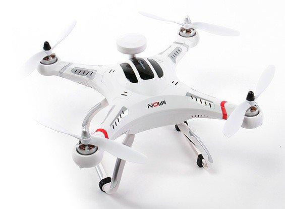[Hobbyking] Quanum Nova - GPS Drohne - Mode 2 - Ready to Fly
