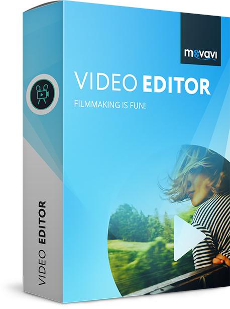 Movavi Video Editor kostenlos!