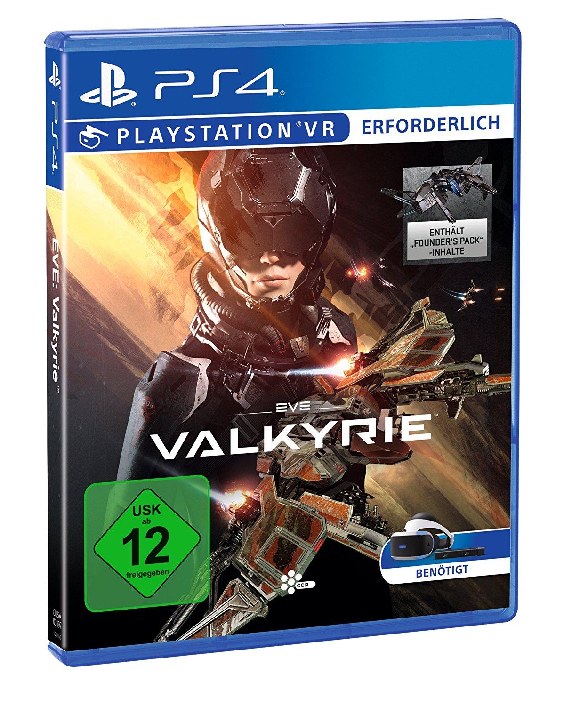 EVE: Valkyrie (PS4) für 12,99€ versandkostenfrei (Saturn)