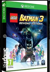 LEGO Batman 3: Beyond Gotham (Xbox One Disk)