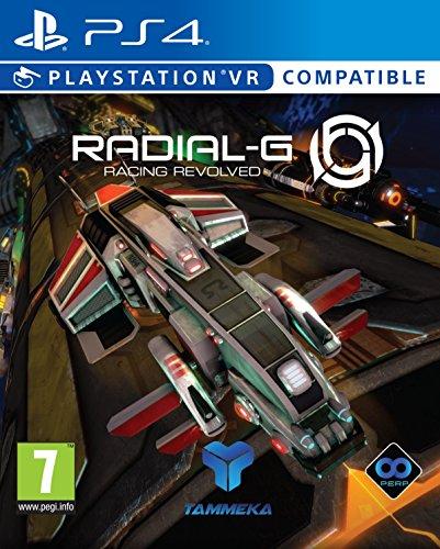 Radial-G: Racing Revolved (PSVR/PS4) für 19,86€ (Amazon UK)