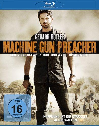 Machine Gun Preacher (Blu-ray) für 3,77€ (Amazon Prime & Dodax)