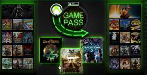3 Monate XBox Game Pass (stapelbar)