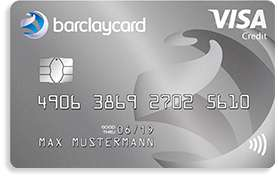 Barclaycard New Visa Aktion: 50€ Startguthaben anstatt 25€!