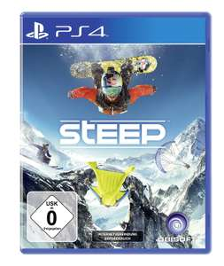 Steep (PS4) für 14,99€ (Media Markt)