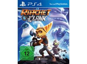 Ratchet and Clank PS4 (Saturn)