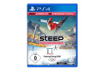 [Saturn] Steep Winter Games Edition - Playstation 4 und Xbox One für je 29.99€ Versandkostenfrei