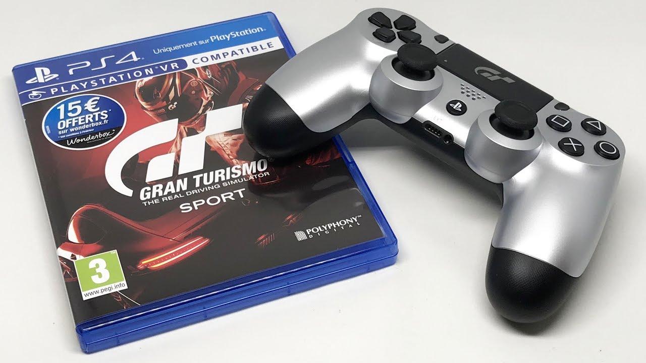 Gran Turismo Sport + Wireless Dualshock Controller - PS4   PlayStation 4 - 34,95€