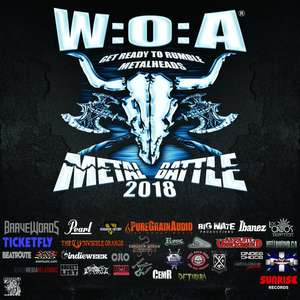 [MP3/FLAC] Wacken Metal Battle Canada Compilation Vol. 5