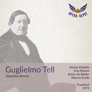 """[Opera Depot] """"Wilhelm Tell"""" (dt.) von Gioachino Rossini als Gratis-Download"""