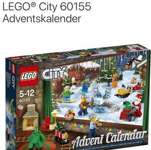 LEGO® City 60155 City Adventskalender 2017