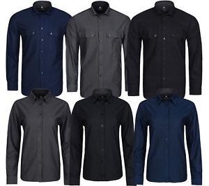 100% Baumwoll Hemden Texstar für Damen & Herren Outdoor ?? @ ebay WOW