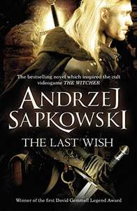 The Witcher Bücher (Englische Versionen) für Kindle je 0,99€