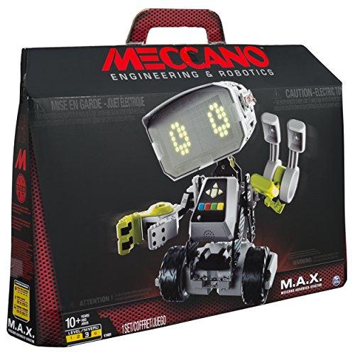 Meccano Roboter M.A.X.