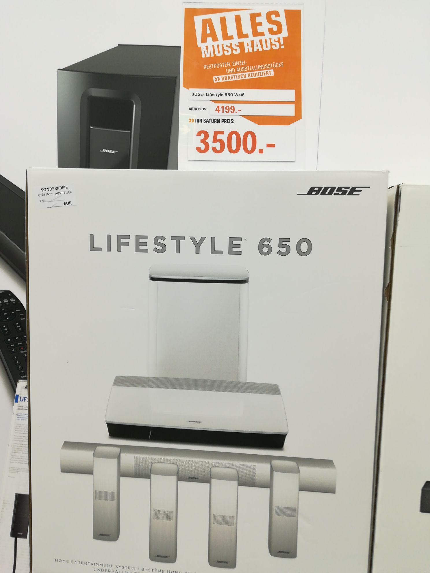 Bose Lifestyle 650 Saturn Gummersbach