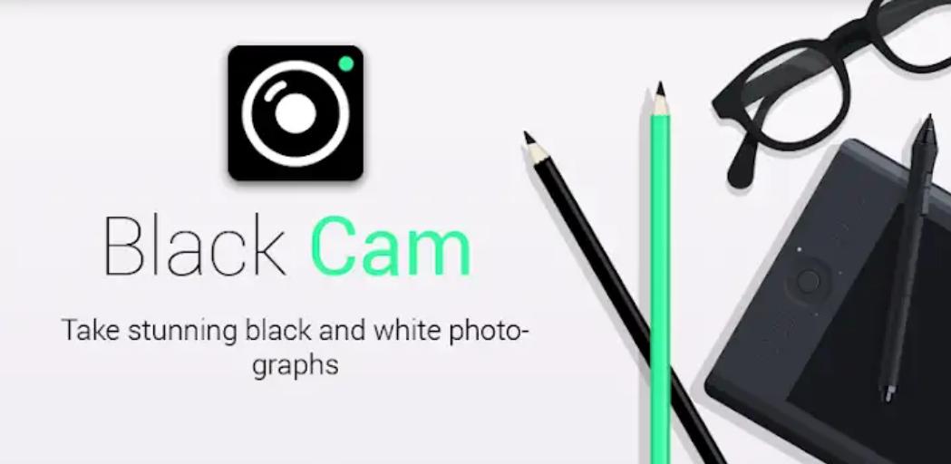 [App] Aktuell kostenlos: Schwarzweiß Kamera (Play Store) [4,5* / 1,1k R]